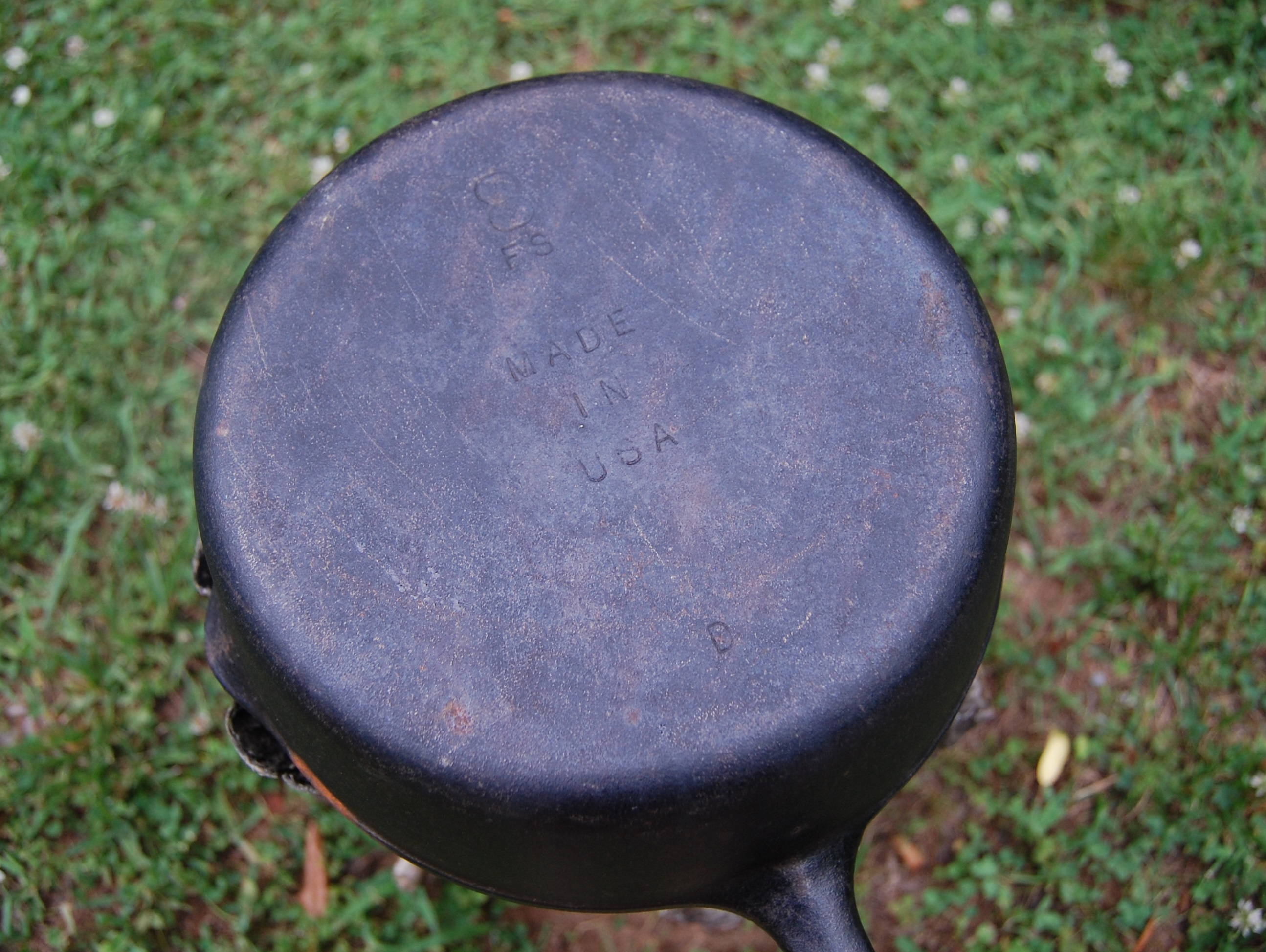 How I Remove Rust From Cast Iron   Arthurized Home